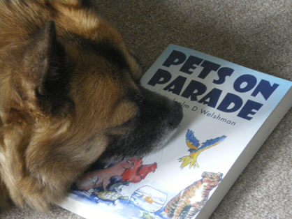 Pets on Parade is Published