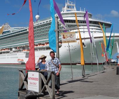 A Caribbean cruise on Ventura